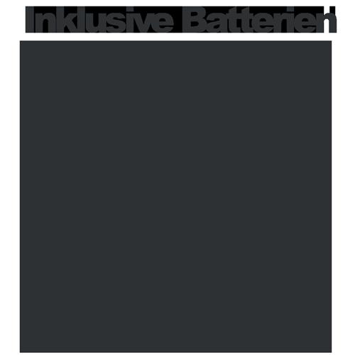 Alle Sensoren inkl. Batterien